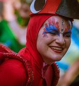 Carnaval das culturas — Foto Stock