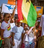 карнавал культур — Стоковое фото