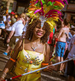 Carnival of Cultures, Berlin — Stock Photo