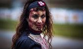 Zombie Run in Karlshorst — Stock Photo
