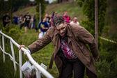 Zombie Run — Stok fotoğraf