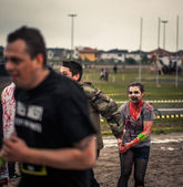 Zombie Run — Stock Photo