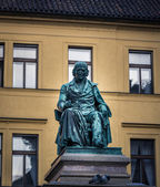 Monument of Josef Jungmann — Stock Photo
