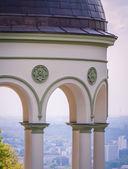 Historical cupola — Stock Photo