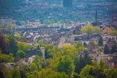 Panoramic view of Wiesbaden — Stock Photo