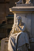 Friedrich Schiller Memorial — Stock Photo