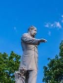 Kaiser Wilhelm sculpture — Stock Photo