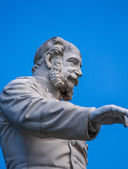 Kaiser Wilhelm sculpture — Stock Photo