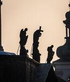 Religiöse statuen — Stockfoto