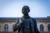Antonin Dvorak monument — Foto Stock