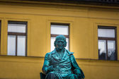 Josef Jungmann monument in Prague — Stock Photo