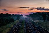 Demiryolu parça — Stok fotoğraf
