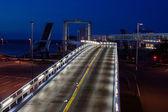 Pont illuminé — Photo