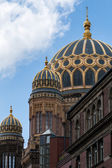 Dome of the synagogue — Stockfoto