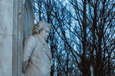 Memorial in Berlin Tiergarten — Stock Photo
