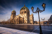 Berlin Cathedral — Stockfoto