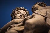 Melek heykeli — Stok fotoğraf