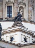 Statue of apostle — Stok fotoğraf