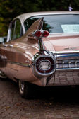Pink Cadillac — Stock Photo