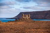 Church ruin on Cape Verde — ストック写真
