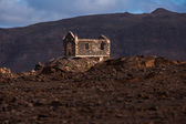 Church ruin on Cape Verde — Zdjęcie stockowe