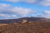 Church ruin on Cape Verde — Stock Photo