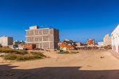Town on Cape Verde — Foto de Stock