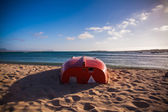 Boat on Cape Verde — Stock Photo