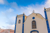Church on Cape Verde — 图库照片