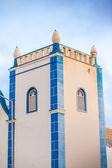 Church on Cape Verde — Stock Photo