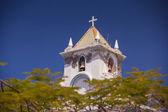 白い教会 — ストック写真