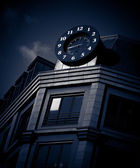Turret clock — Stock Photo