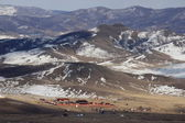 Buddhist monastery, Mongolia — Stock Photo