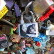 Постер, плакат: Love locks in Seoul