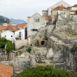 View of Old Town of Dubrovnik (Archeological Dig) — Stock Photo #34433037