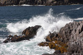 Breakwater at Dursey Sound — Stock Photo