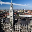 New Town Hall Munich — Stock Photo #27041925