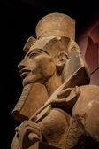 Imposing Pharaoah — Stock Photo