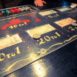 Casino Betting Board — Stock Photo