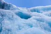 Glacial Blue Ice — Photo