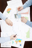 Business, finance and all things related — Stock Photo