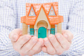 Real estate, loans, housing and all things related - 1 to 1 ratio — Stock Photo