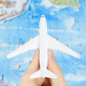 Travelling, tourism, communications and all things related - 1 to 1 ratio — Stock Photo