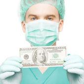 Medicine and healthcare - 1 to 1 ratio — Stock Photo
