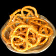 Stock Photo: Pretzels