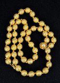 Vintage beads — Stock Photo