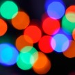 Colored blurs — Stock Photo #38593595