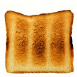 White toast — Stock Photo #41236633