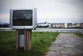 Sopor tv — Stockfoto