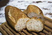 Artisan brood — Stockfoto